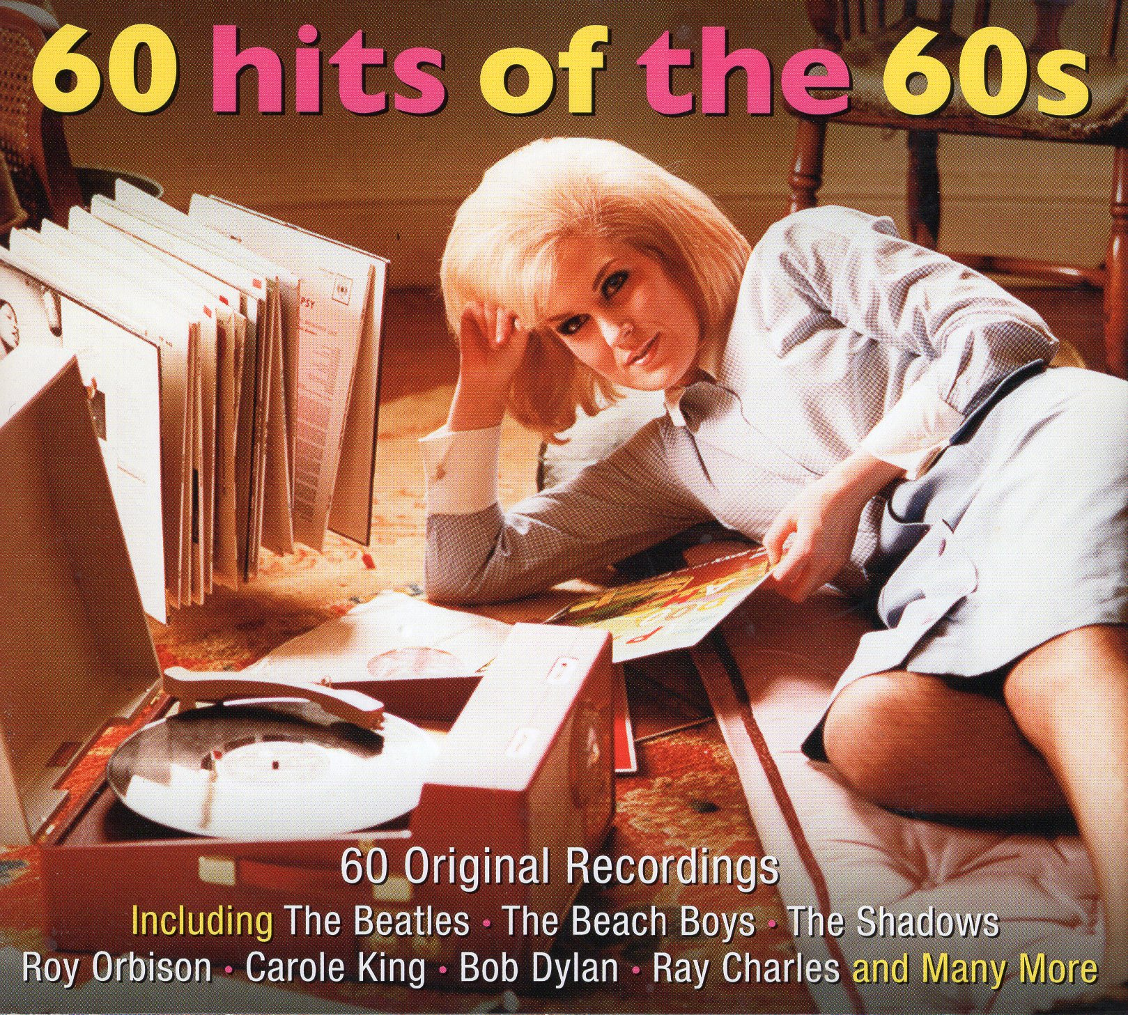 """60 Hits of the 60s"""