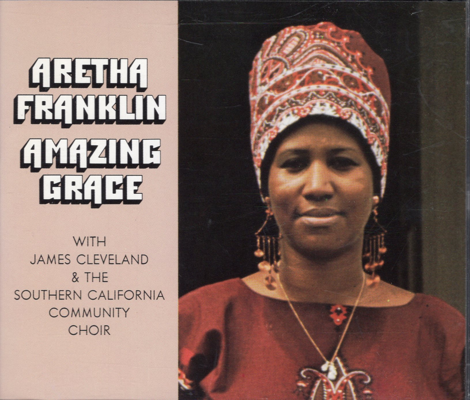 """Amazing Grace"" Aretha Franklin"