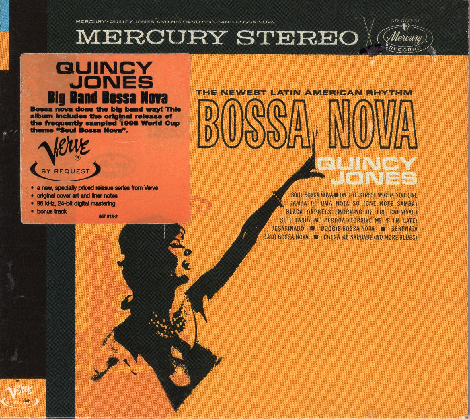 """Bossa Nova"" Quincy Jones"
