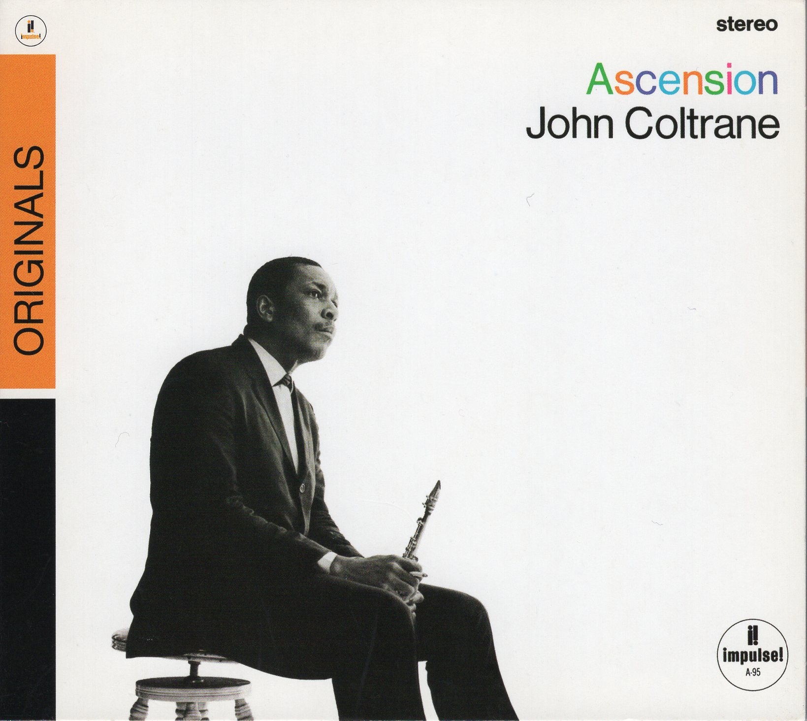 """Ascension"" John Coltrane"