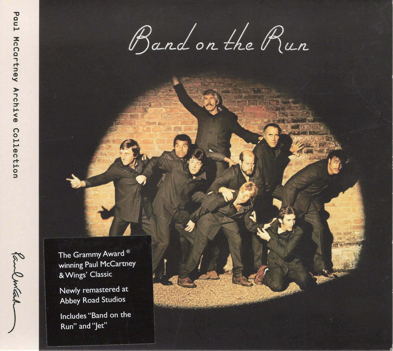"""Band on the Run"" Paul McCartney"