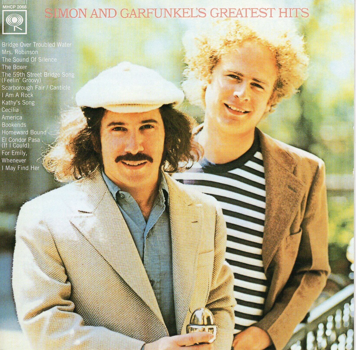 """Simon and Garfunkel's Greatest Hits"" Simon and Garfunkel"