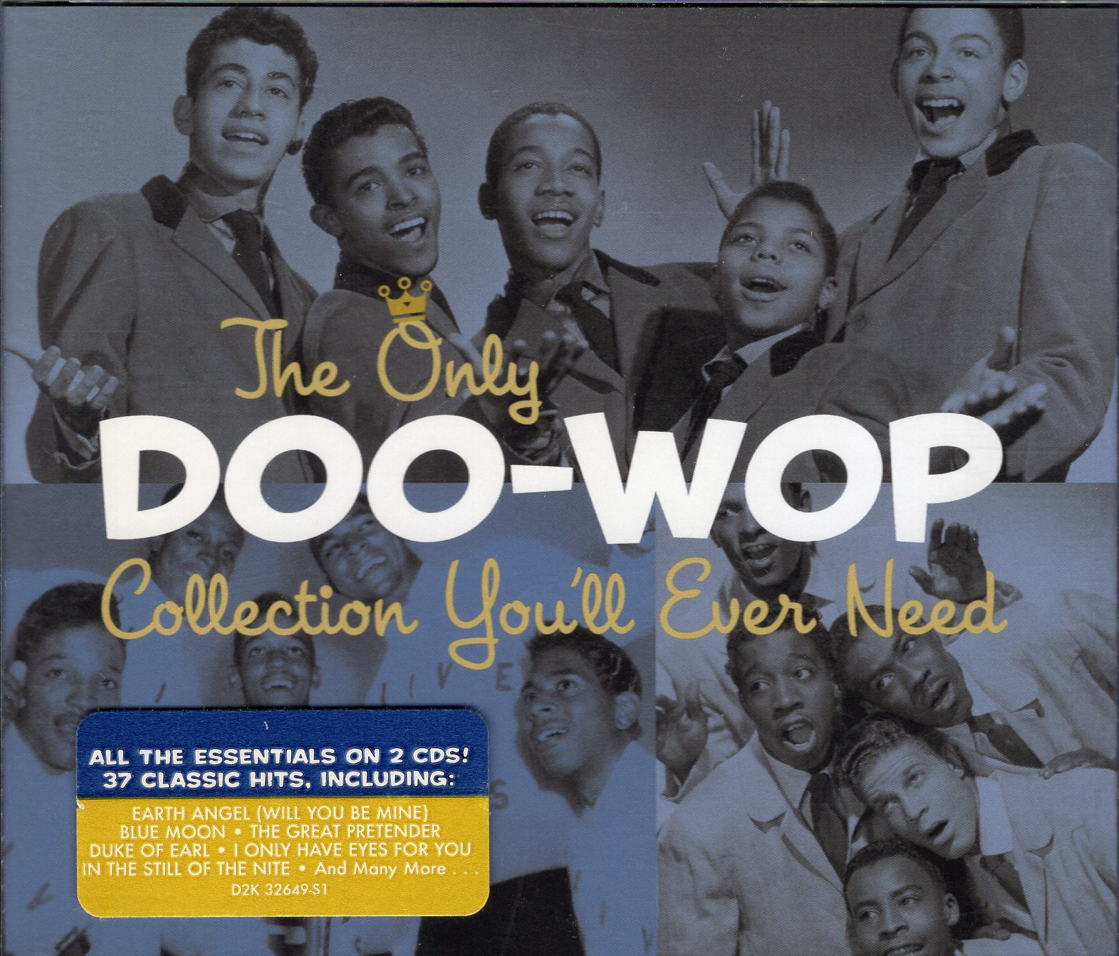 """The Only Doo-Wop Collection You'll Ever Need"""