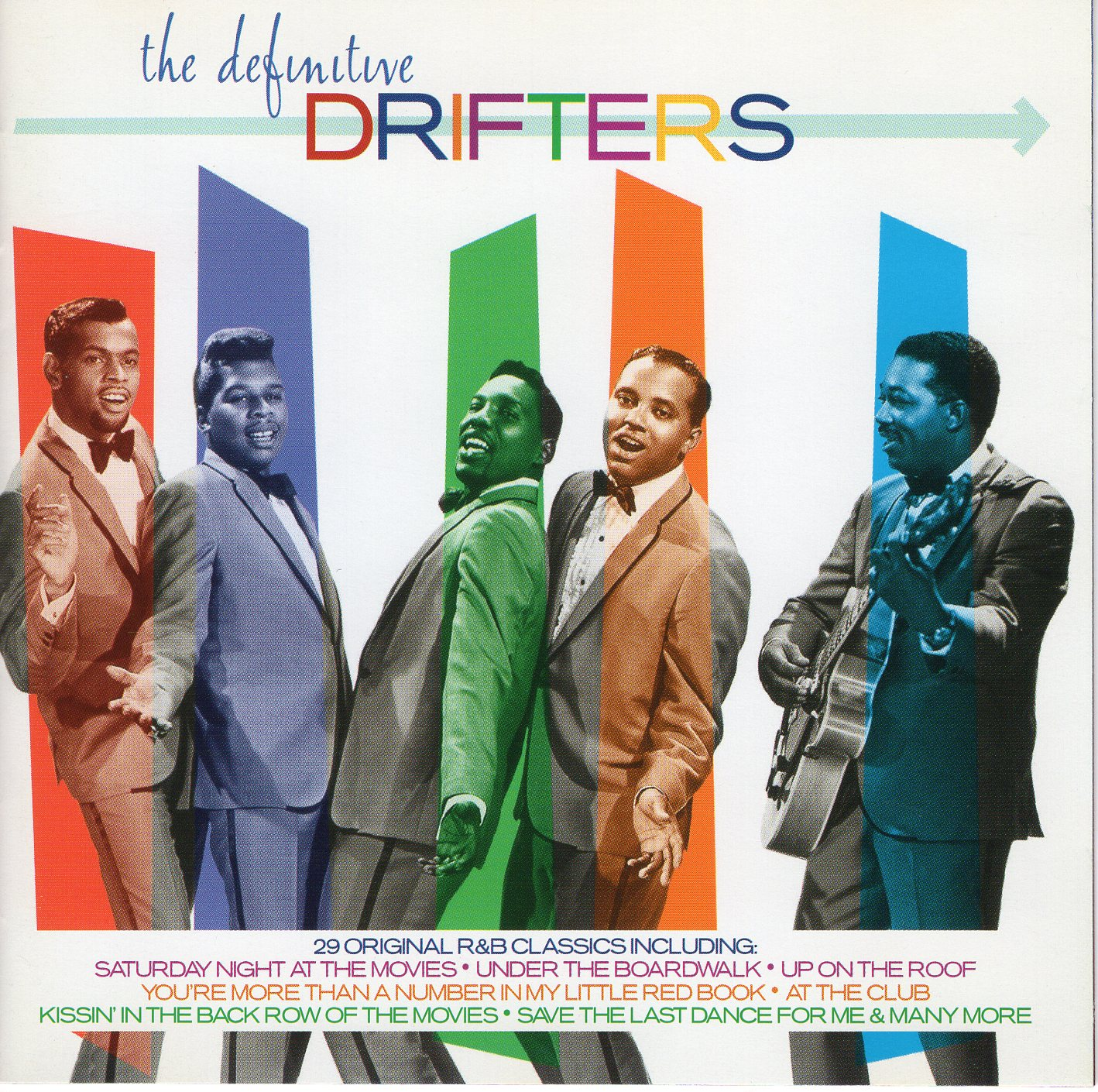 """The Definitive Drifters"" The Drifters"