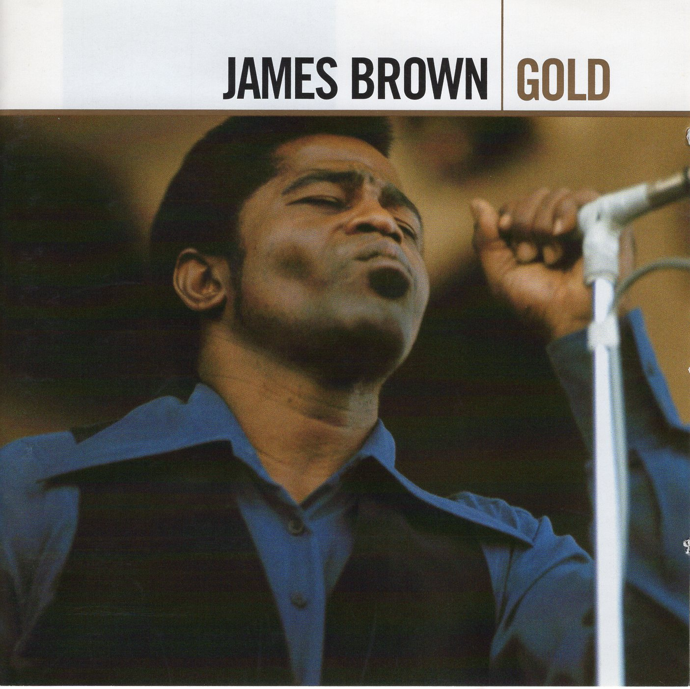 """James Brown :Gold"" James Brown"