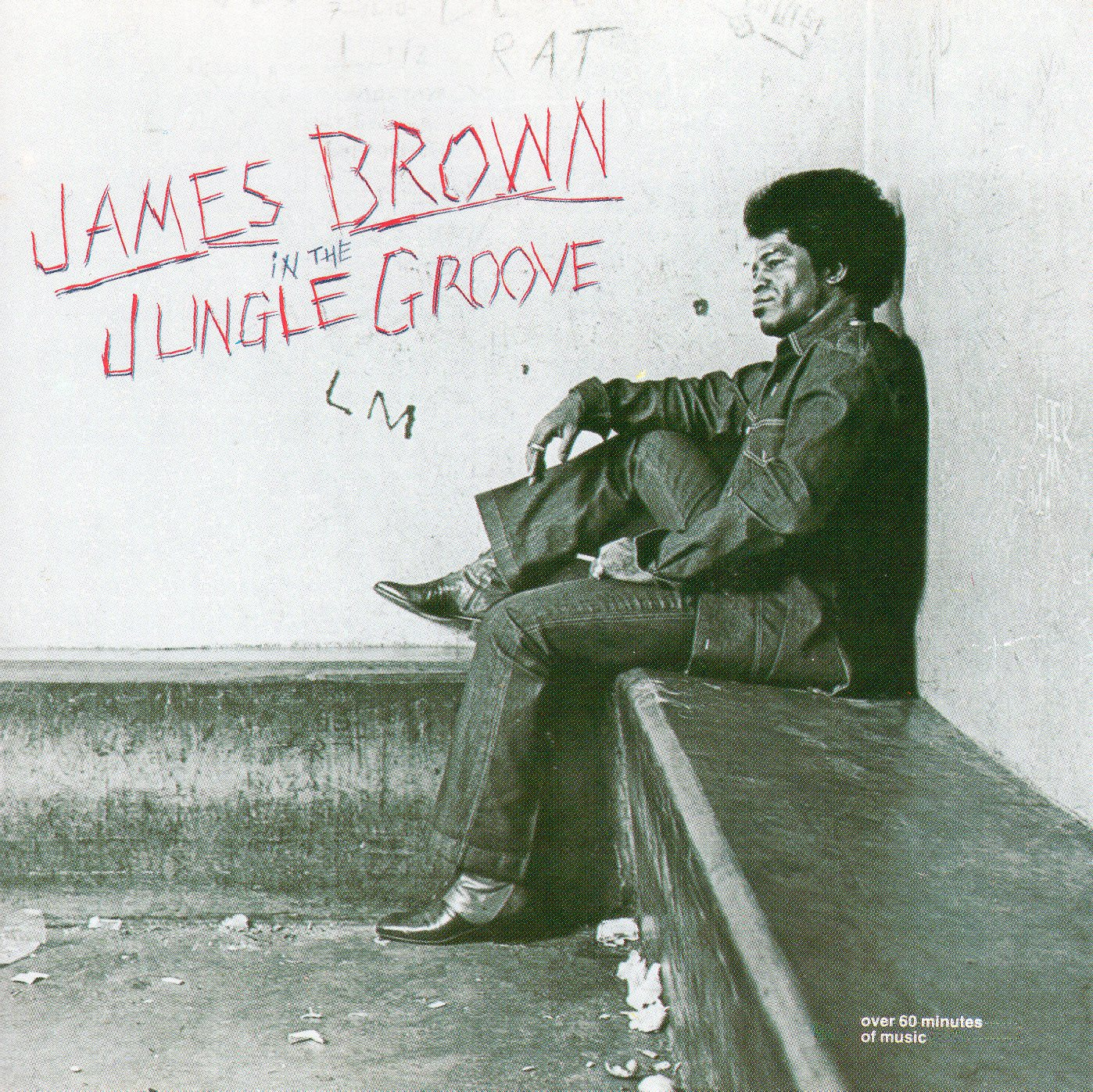 """Jungle Groove"" James Brown"