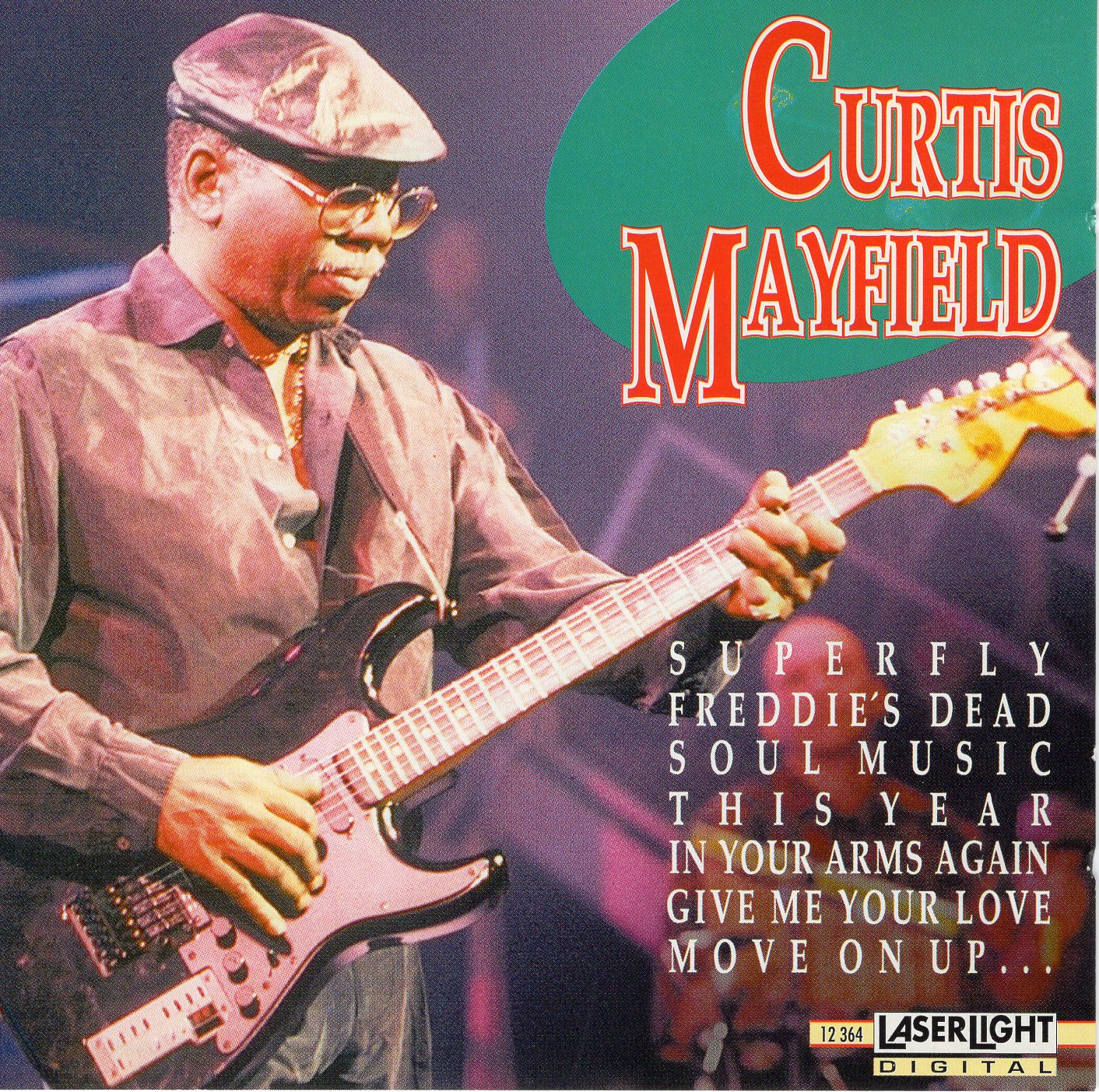 """Curtis Mayfield"" Curtis Mayfield"