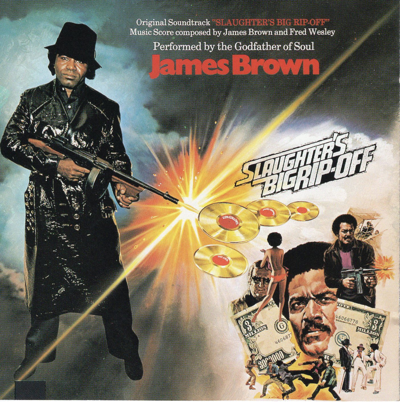 """Slaughter's Big Rip-Off"" James Brown"