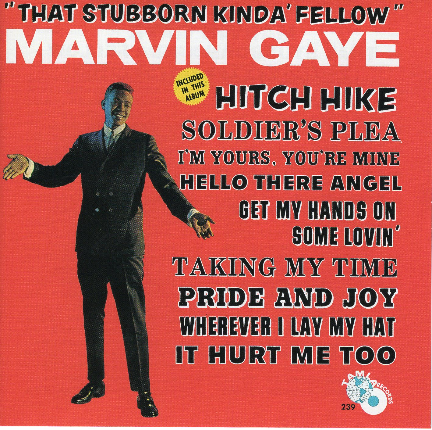 """Hitch Hike"" Marvin Gays"