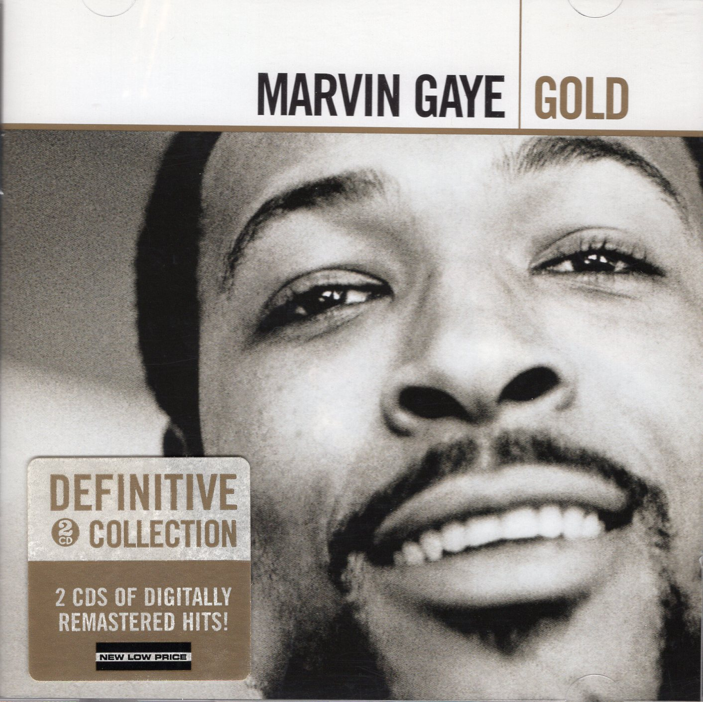 """Marvin Gaye Gold"" Marvin Gays"