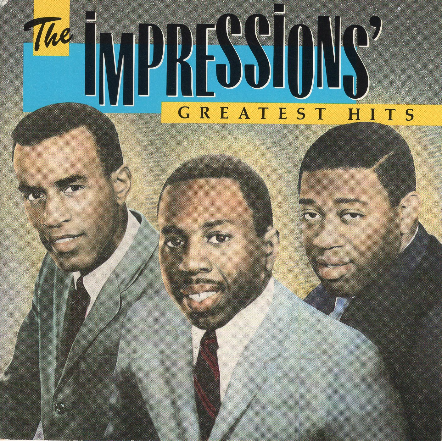 """The Impressions': Greatest Hits"""