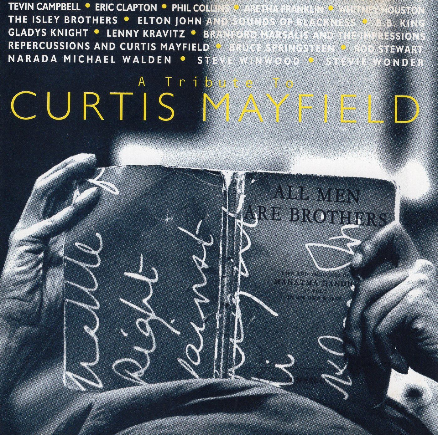 """A Tribute to Curtis Mayfield"" Curtis Mayfield"