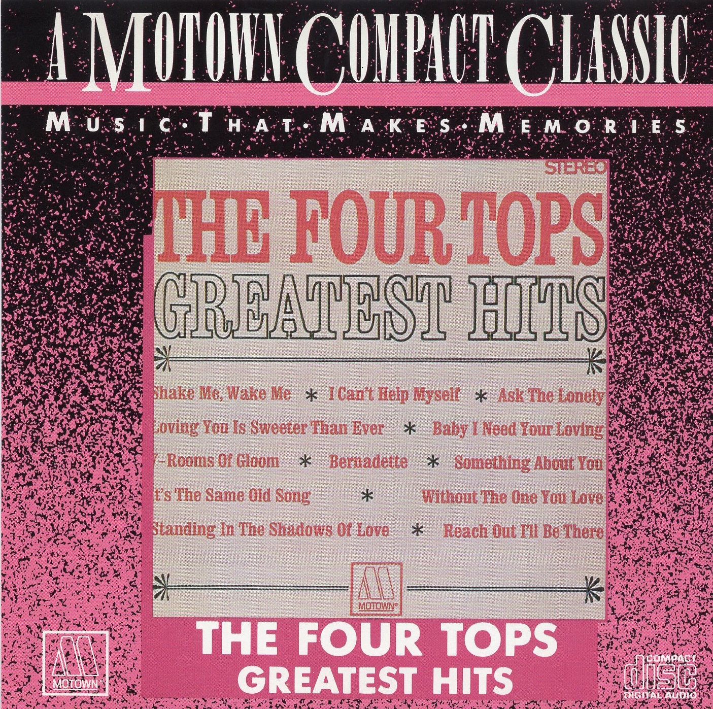 """The Four The Greatest Hits"""