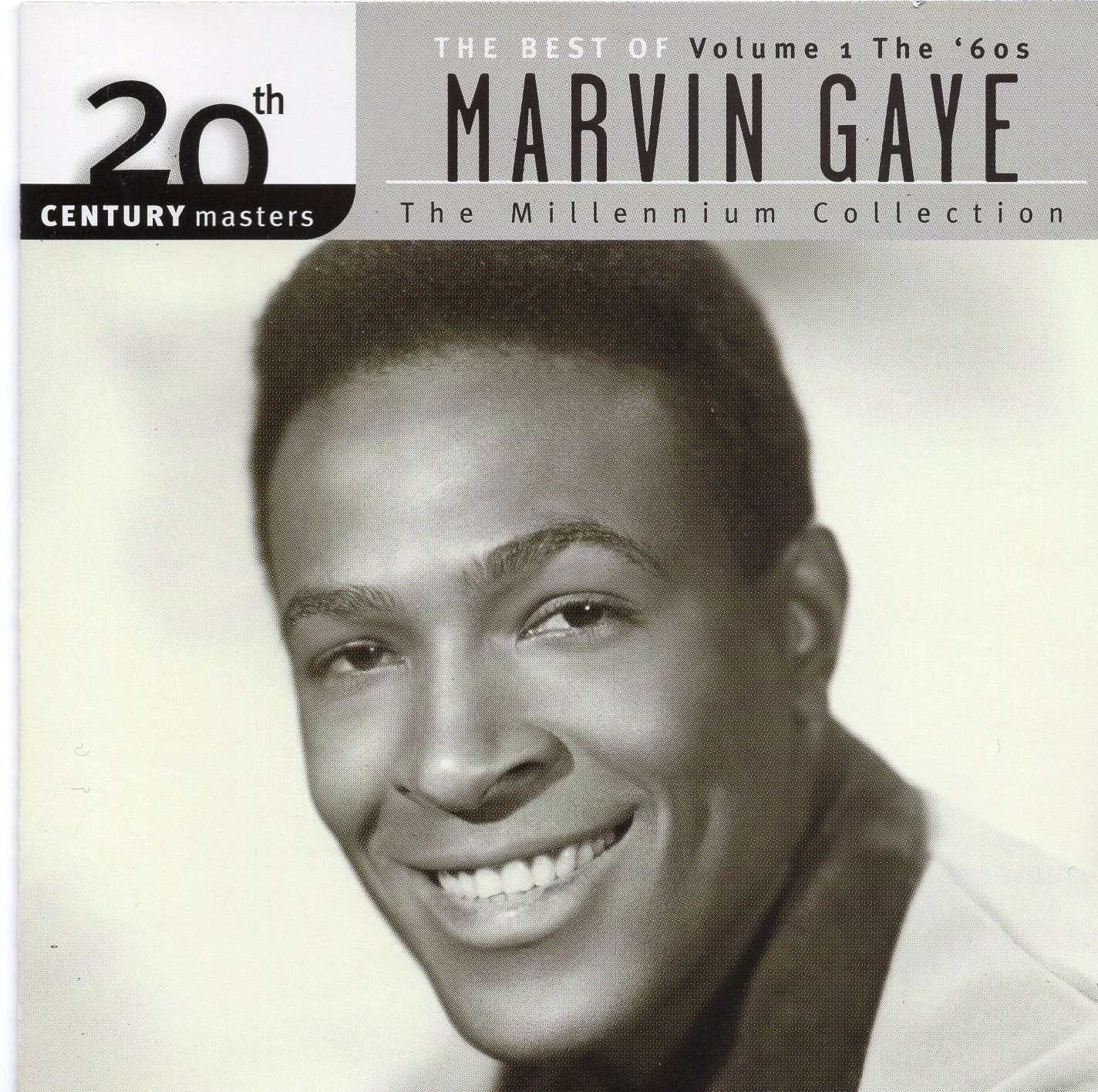 """The Best of Marvin Gays Volume 1 The '60s"" Marvin Gays"