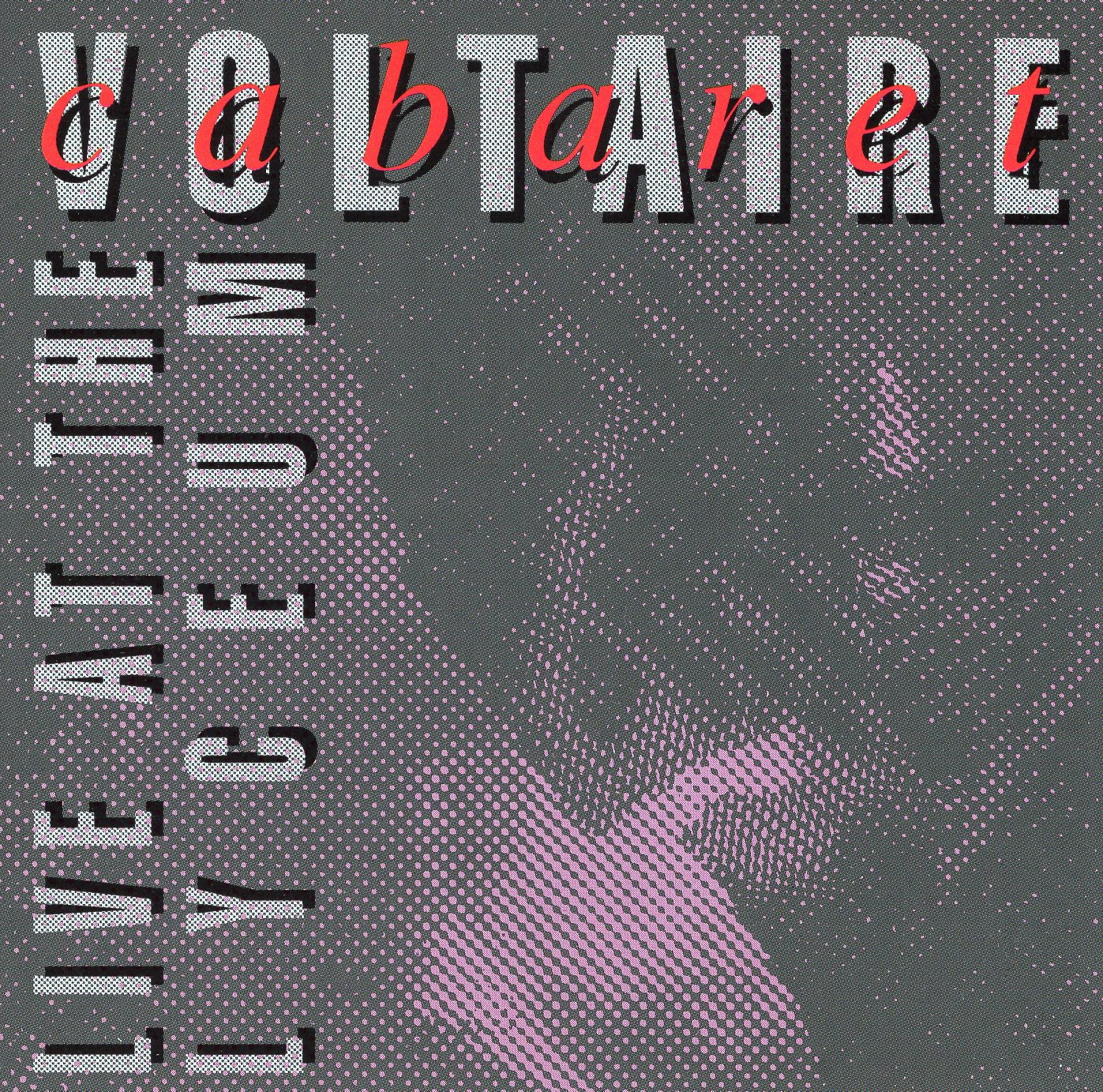 """Cabaret voltaire Live at the Lyceum"" Cabaret Voltaire"