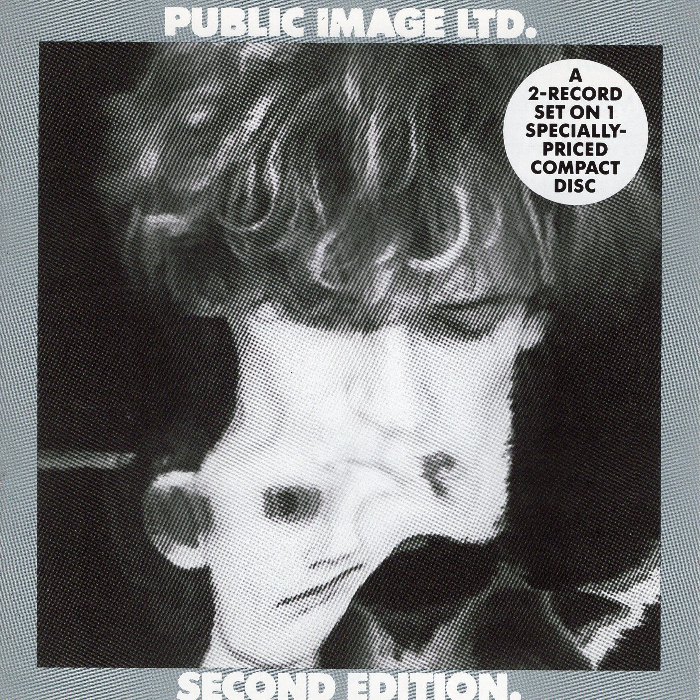 """Public Image Ltd. Second Edition."" Public Image"