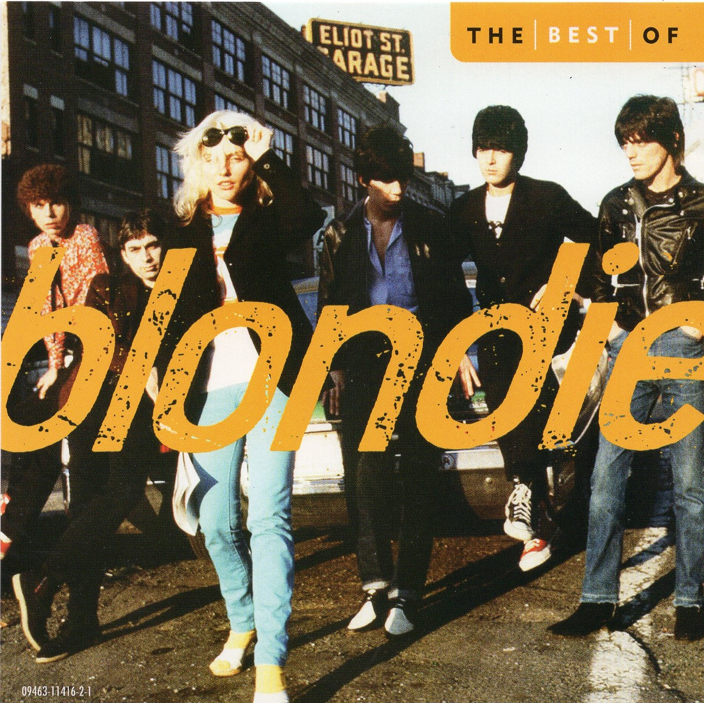 """The Best of Blondie"" Blondie"