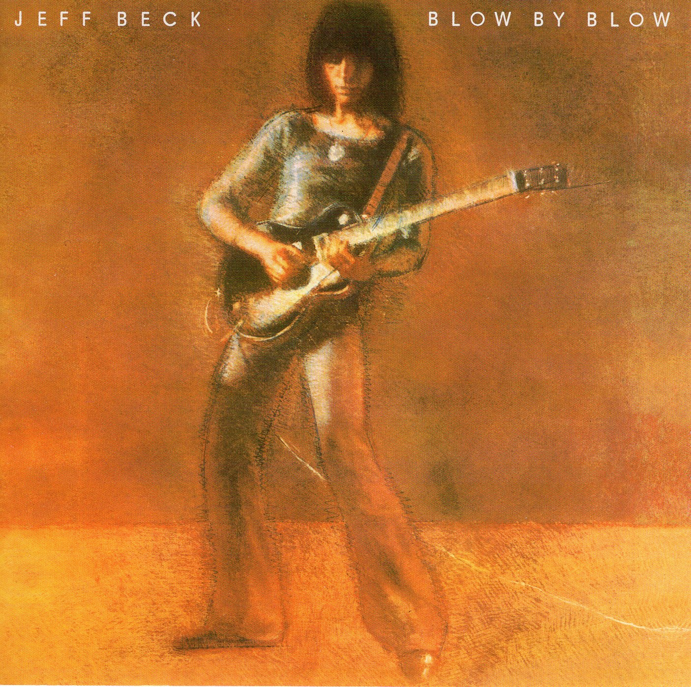 """Blow by Blow"" Jeff Beck"