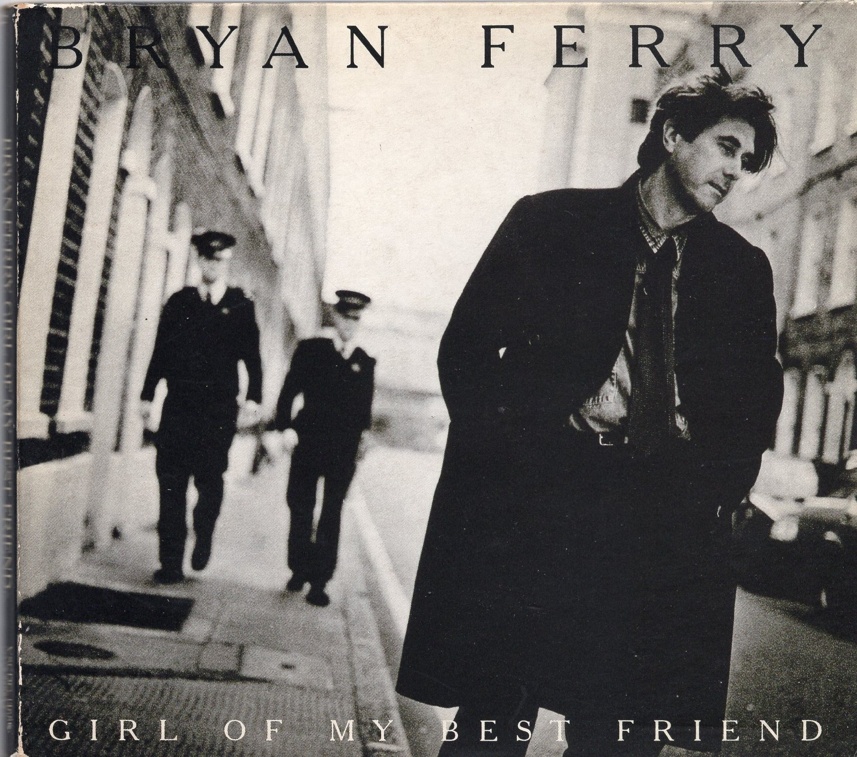 """Girl of My Best Friend"" Bryan Ferry"