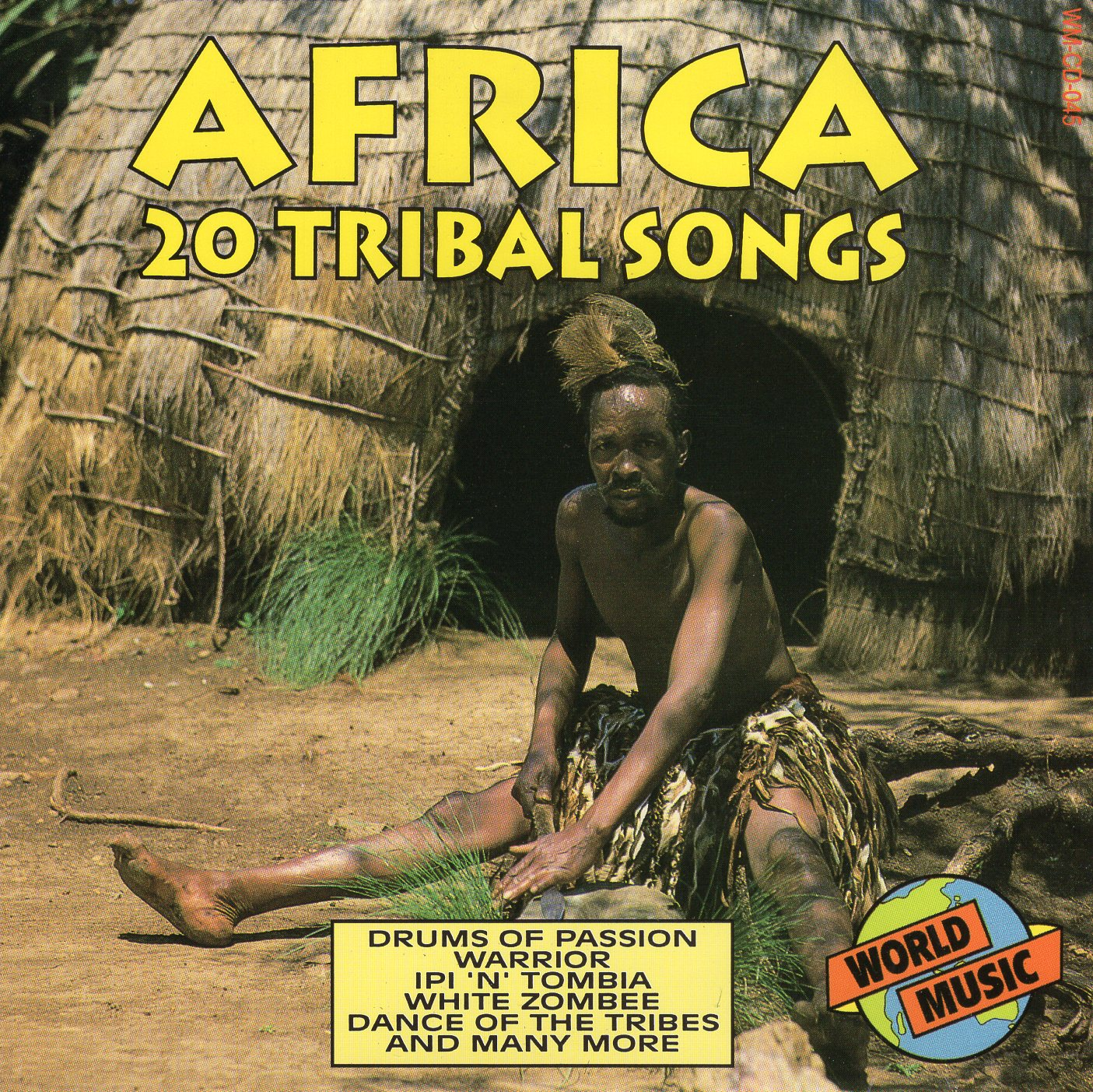 """Africa 20 Tribal Songs"""