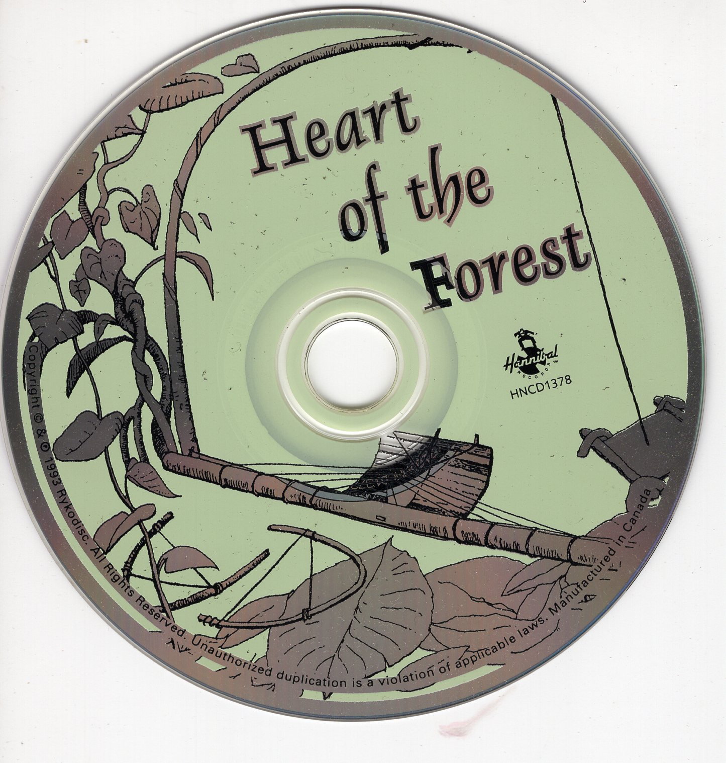 """Heart of the Forest"""