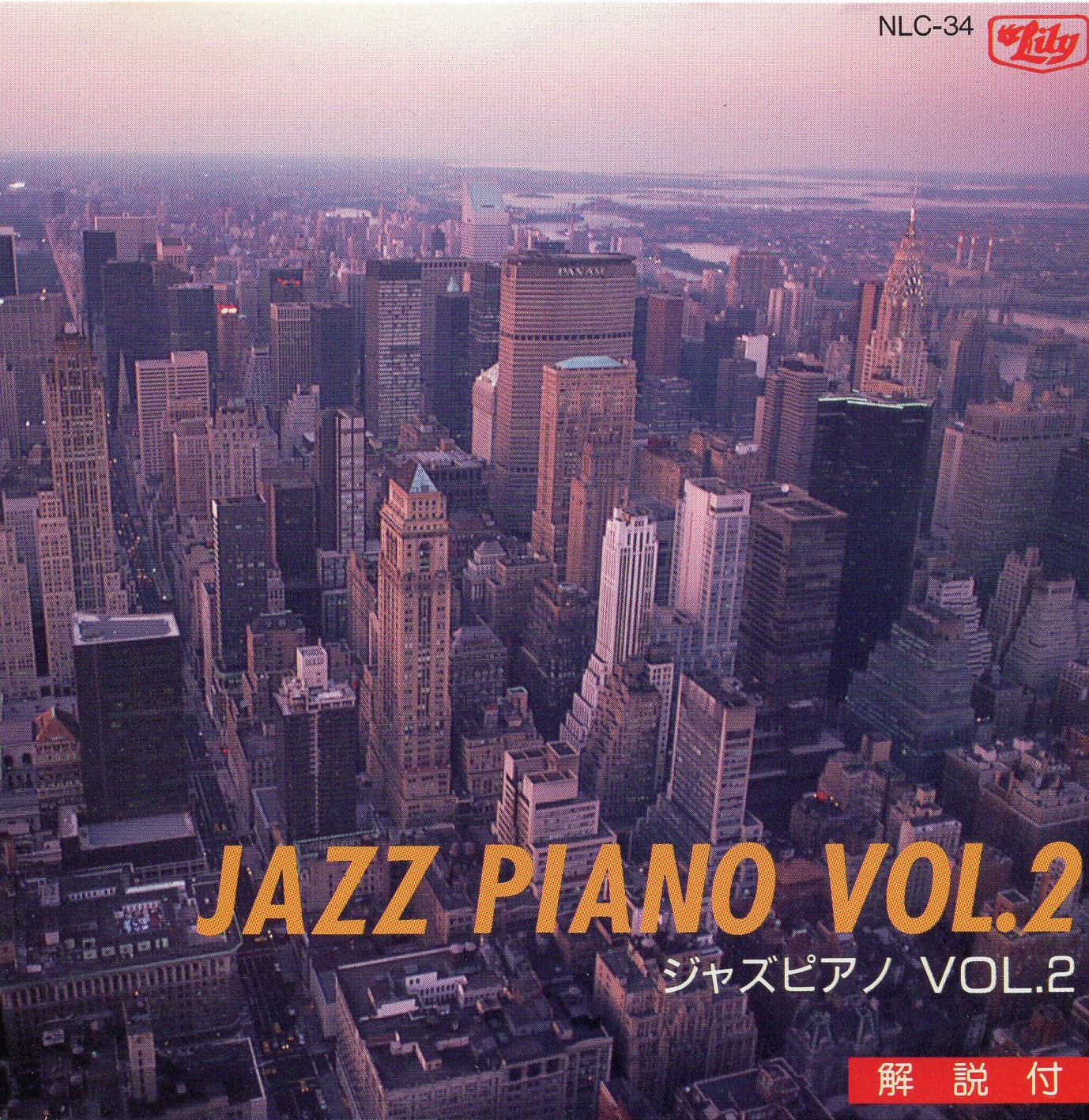 """Jazz Piano Vol.2"""