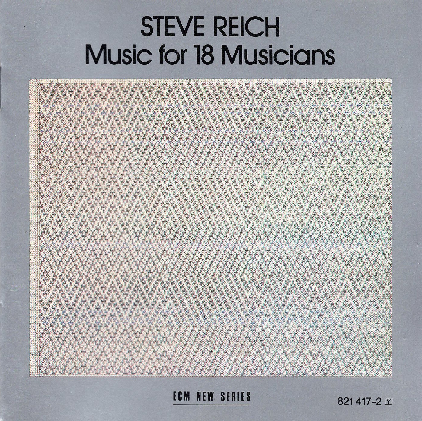 """Music for 18 Musicians"" Steve Reich"