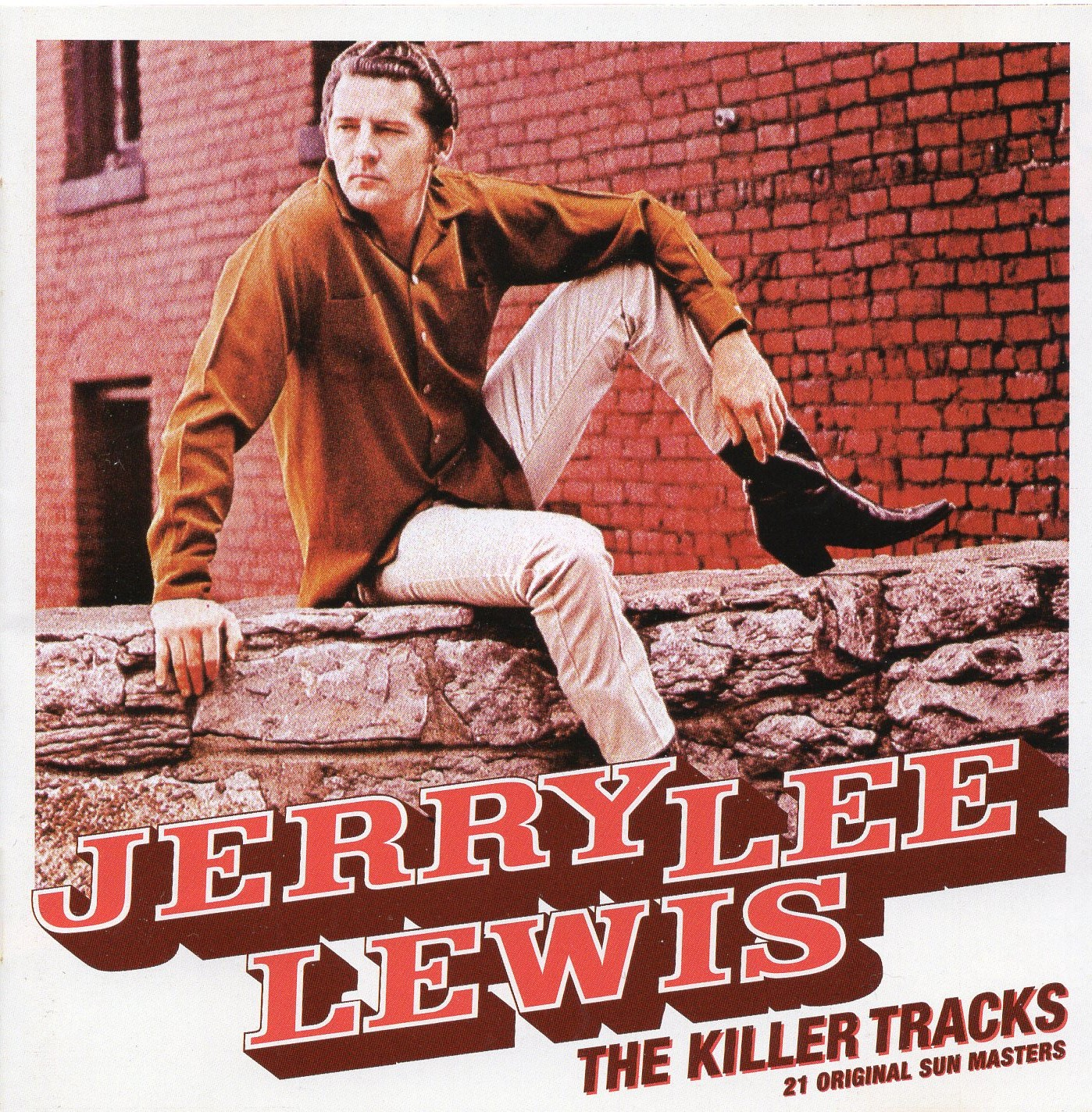 """The Killer Tracks"" Jerry Lee Lewis"