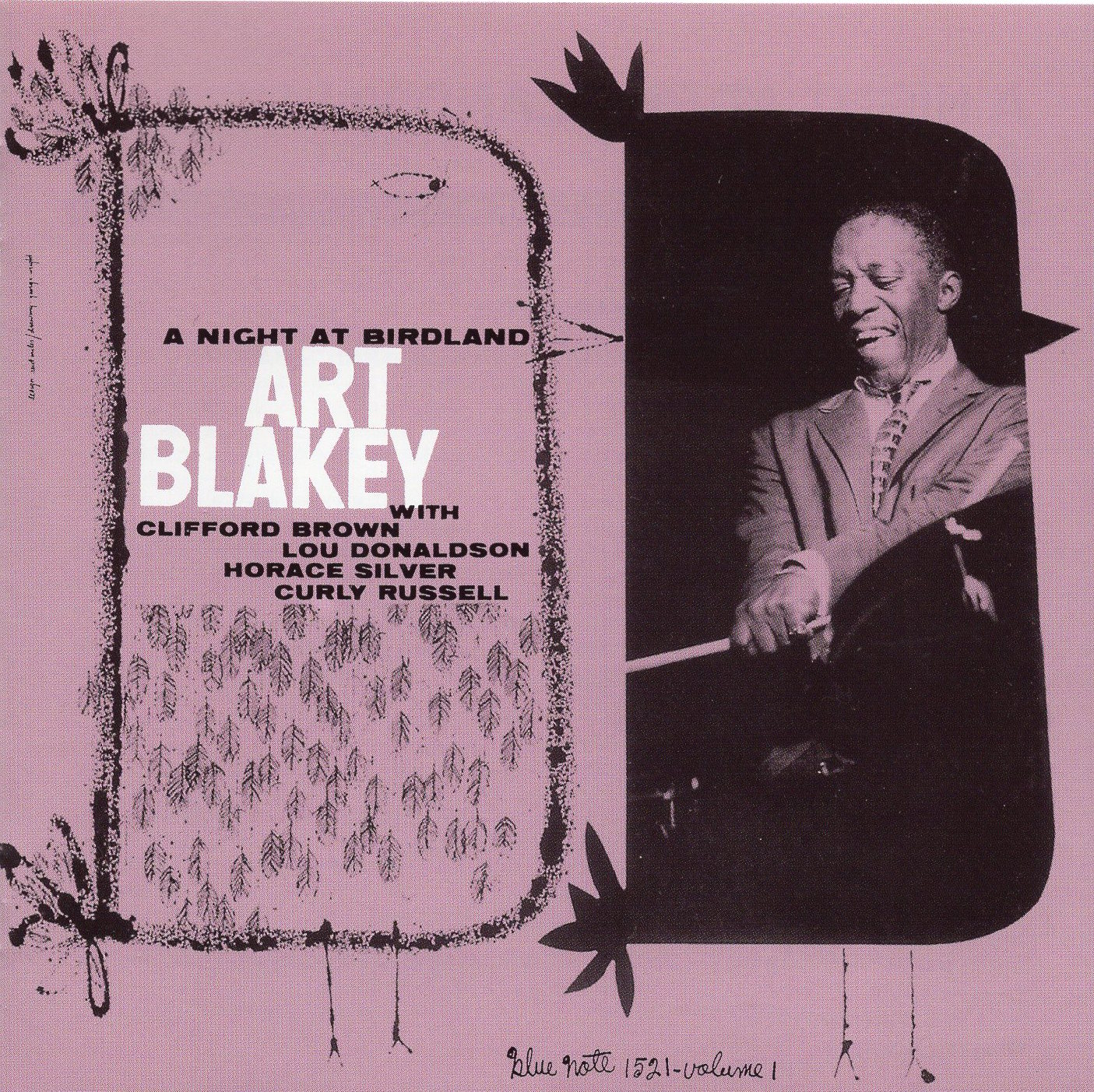 """A Night At Birdland"" Art Blakey"