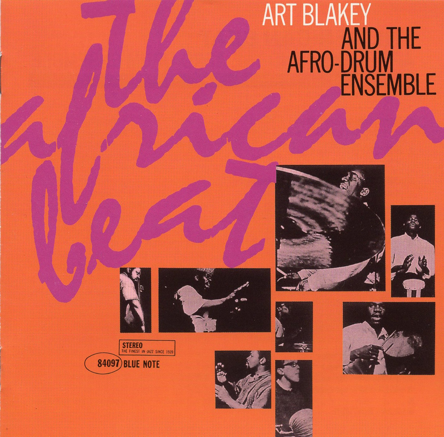 """Ayiko Ayiko: Art Blakey and The Afro-Drum Ensemble"" Art Blakey"