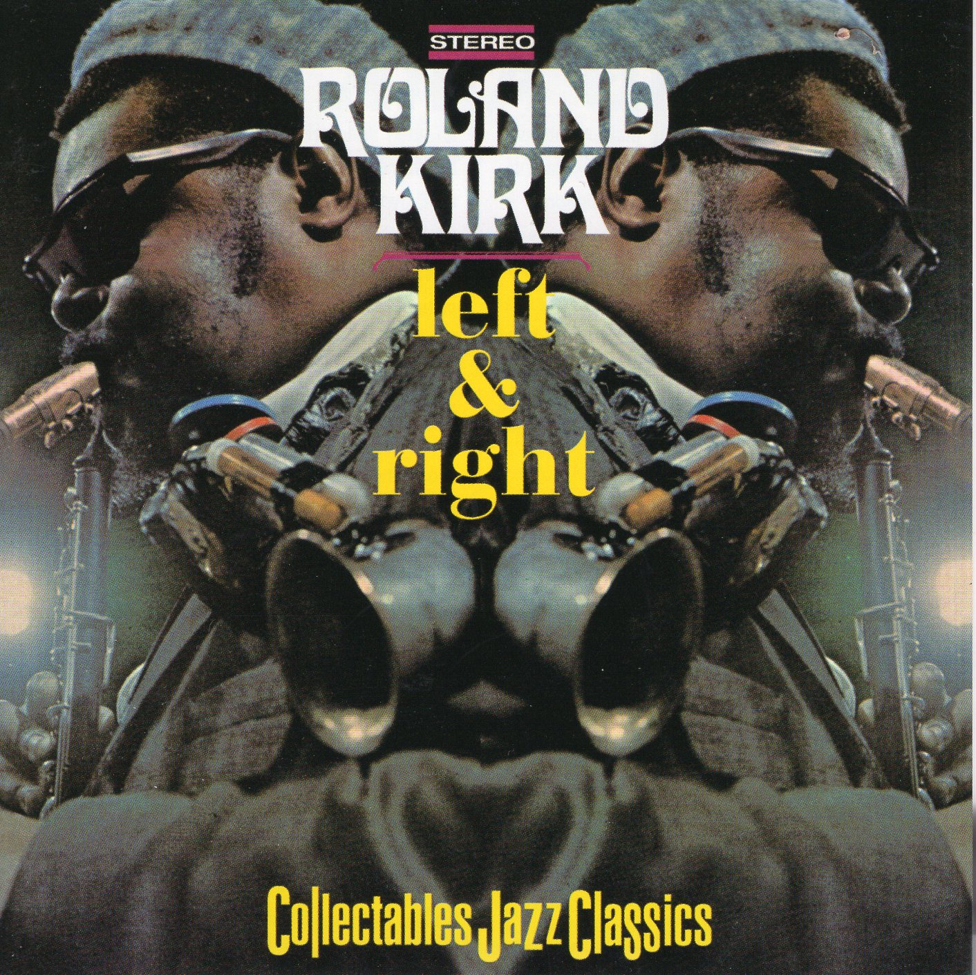 """Left & Right"" Rahsaan Roland Kirk"