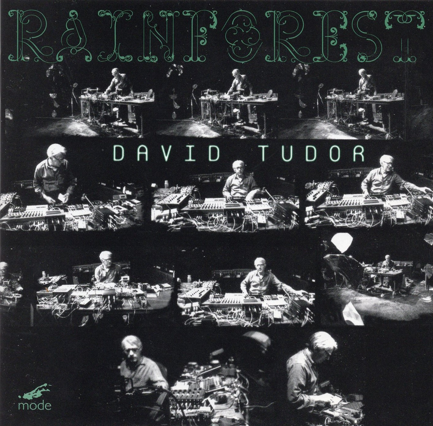 """Rainforest"" David Tudor"
