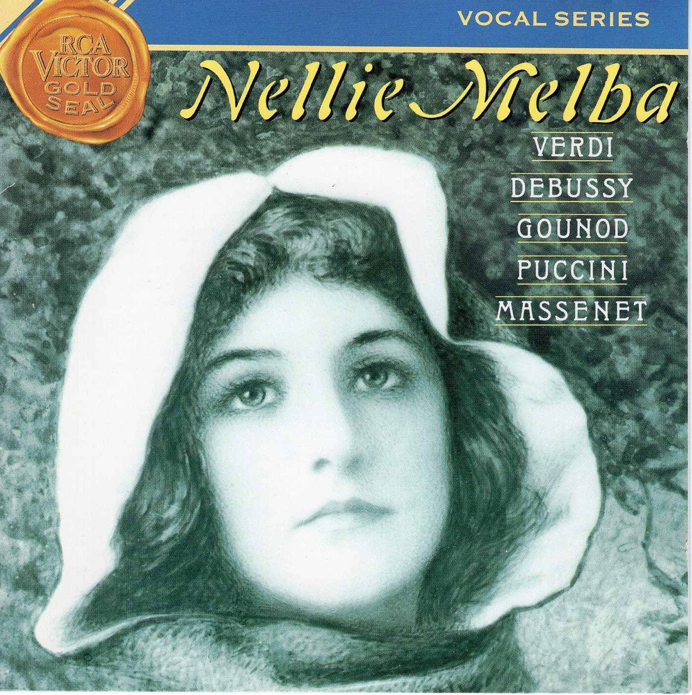 """Vocal Series: Nellie Melba"" Nellie Melba"