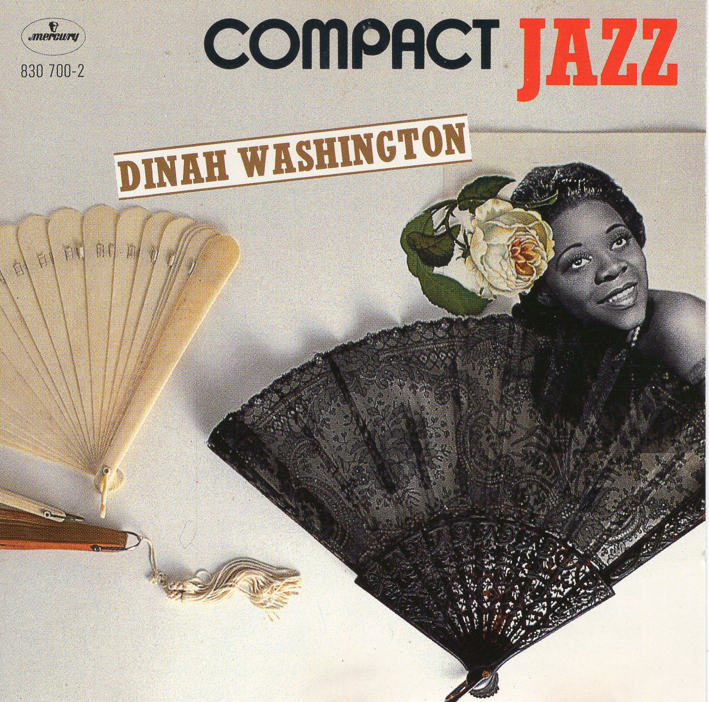 """Compact Jazz"" Dinah Washington"