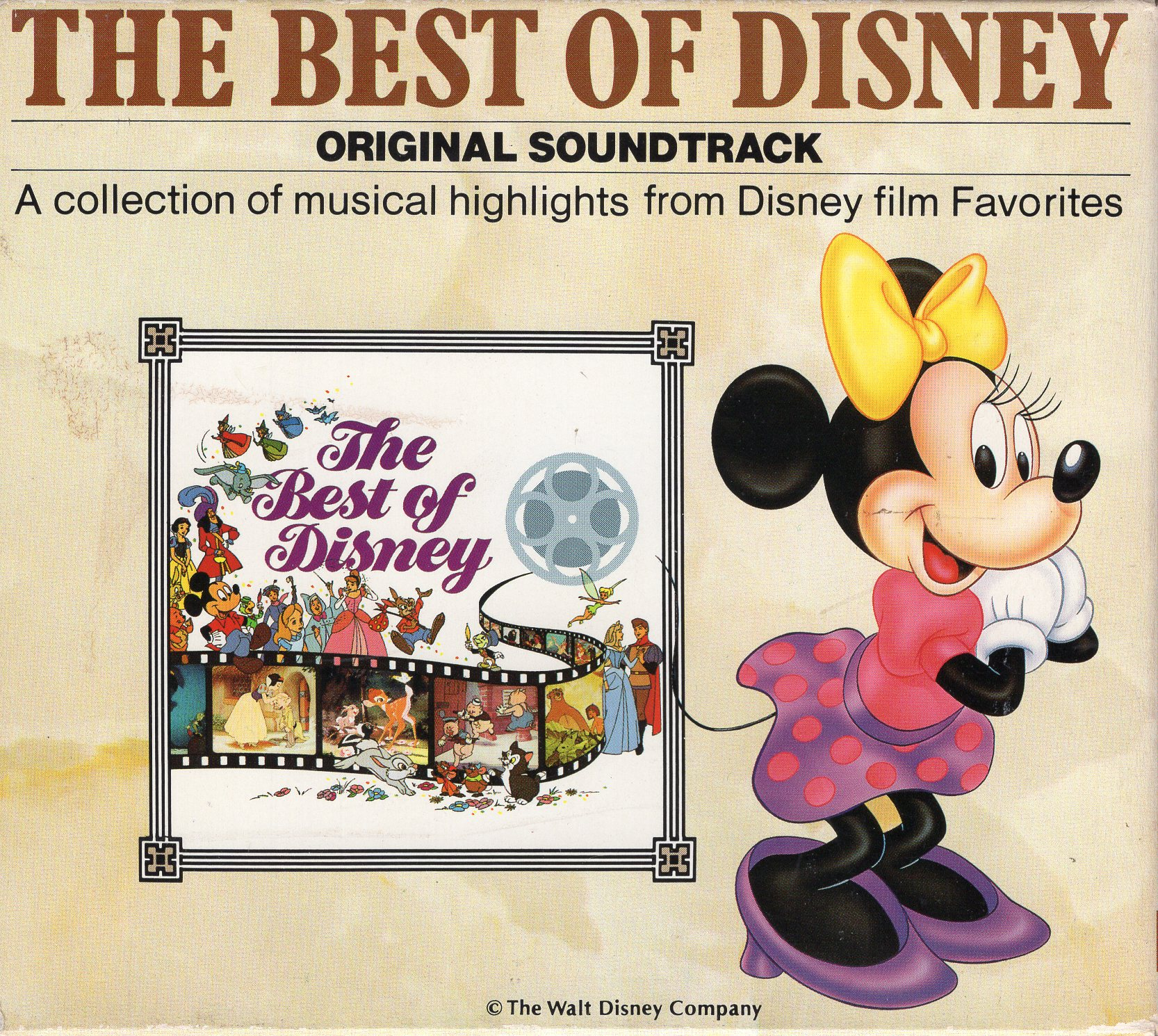 """The Best of Disney"""