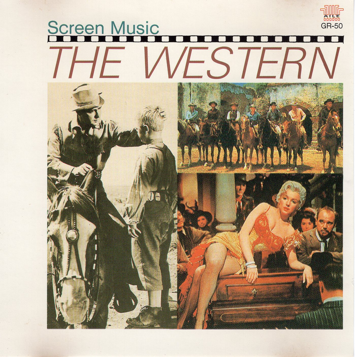"""Screen Music: The Western"""