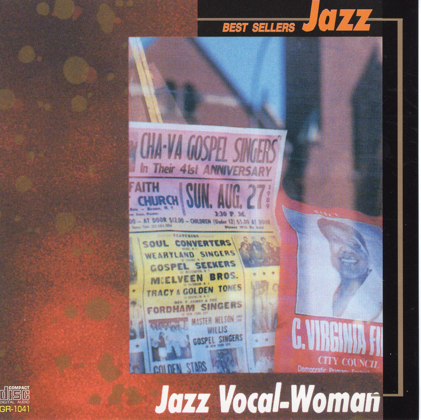 """Best Sellers Jazz: Jazz Vocal-Woman"""