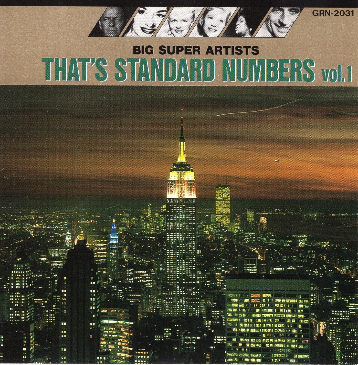 """Big Super Artists: That's Standard Numbers Vol.1"""