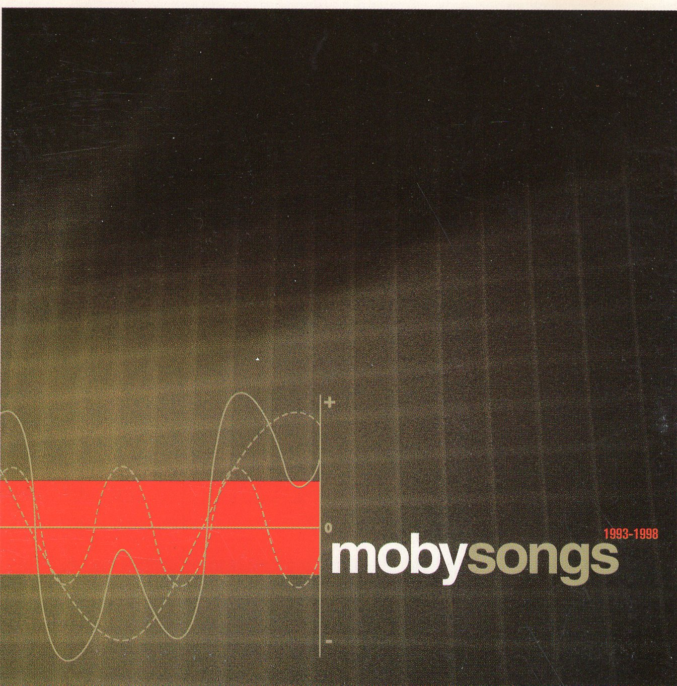 """Moby Songs 1993-1998"" Moby"