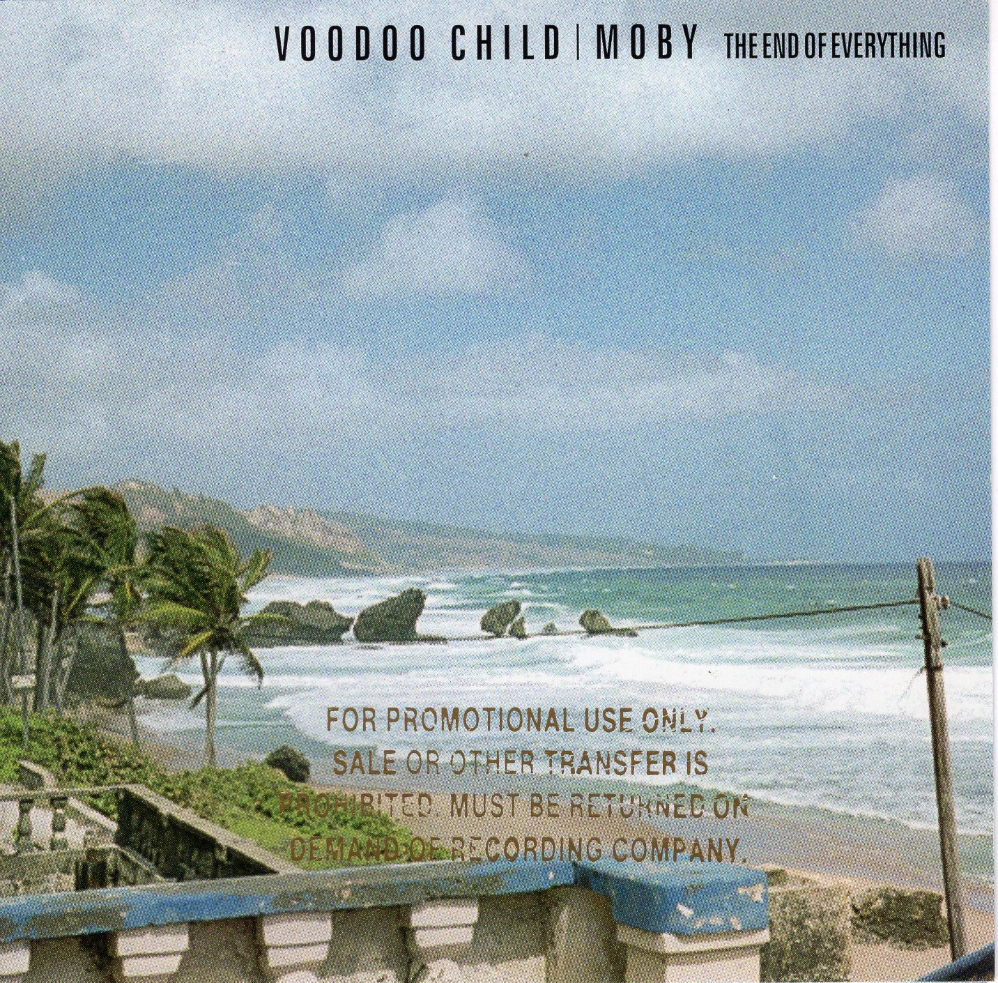 """Voodoo Child"" Moby"