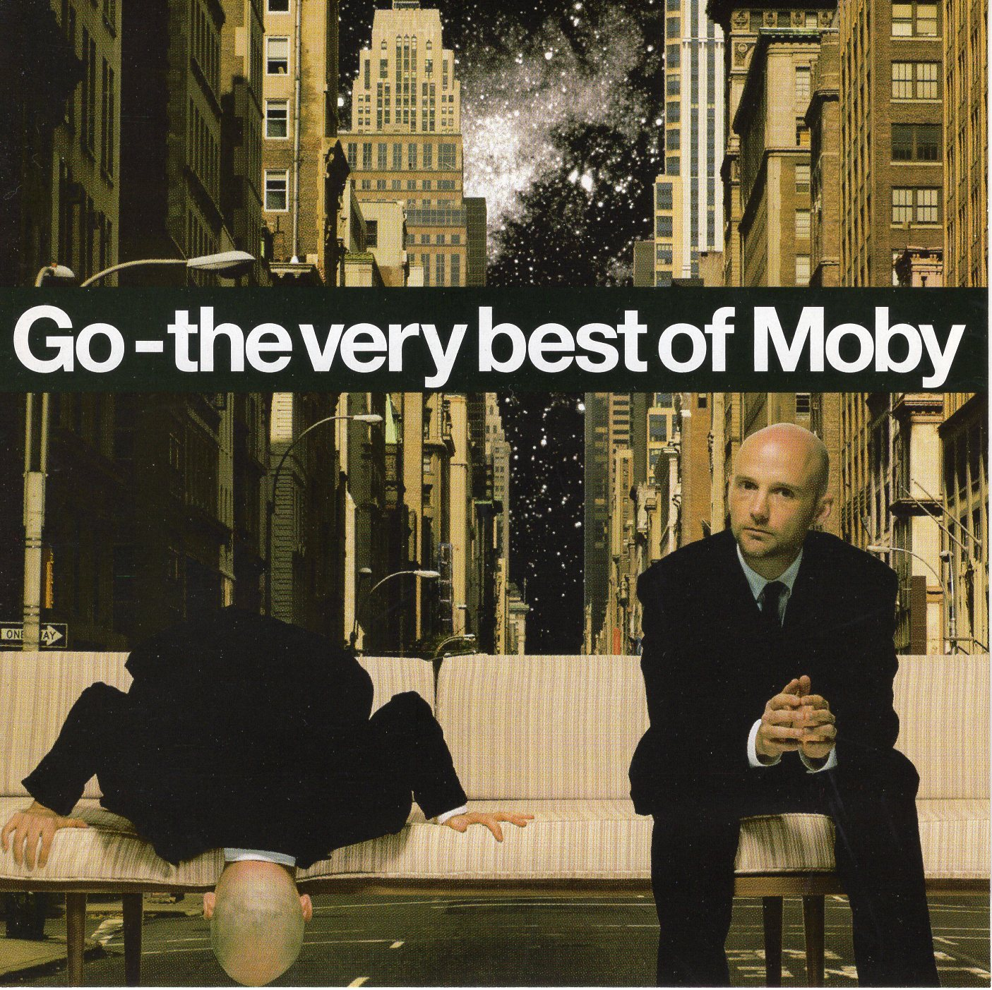 """Go- The Very Best of Moby"" Moby"