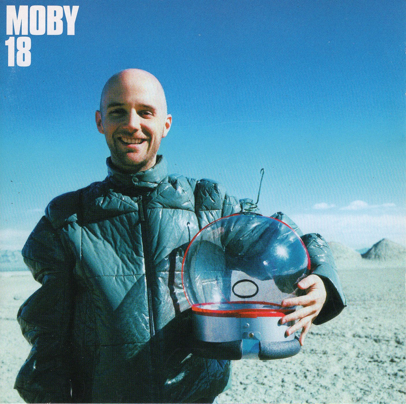 """Moby 18"" Moby"