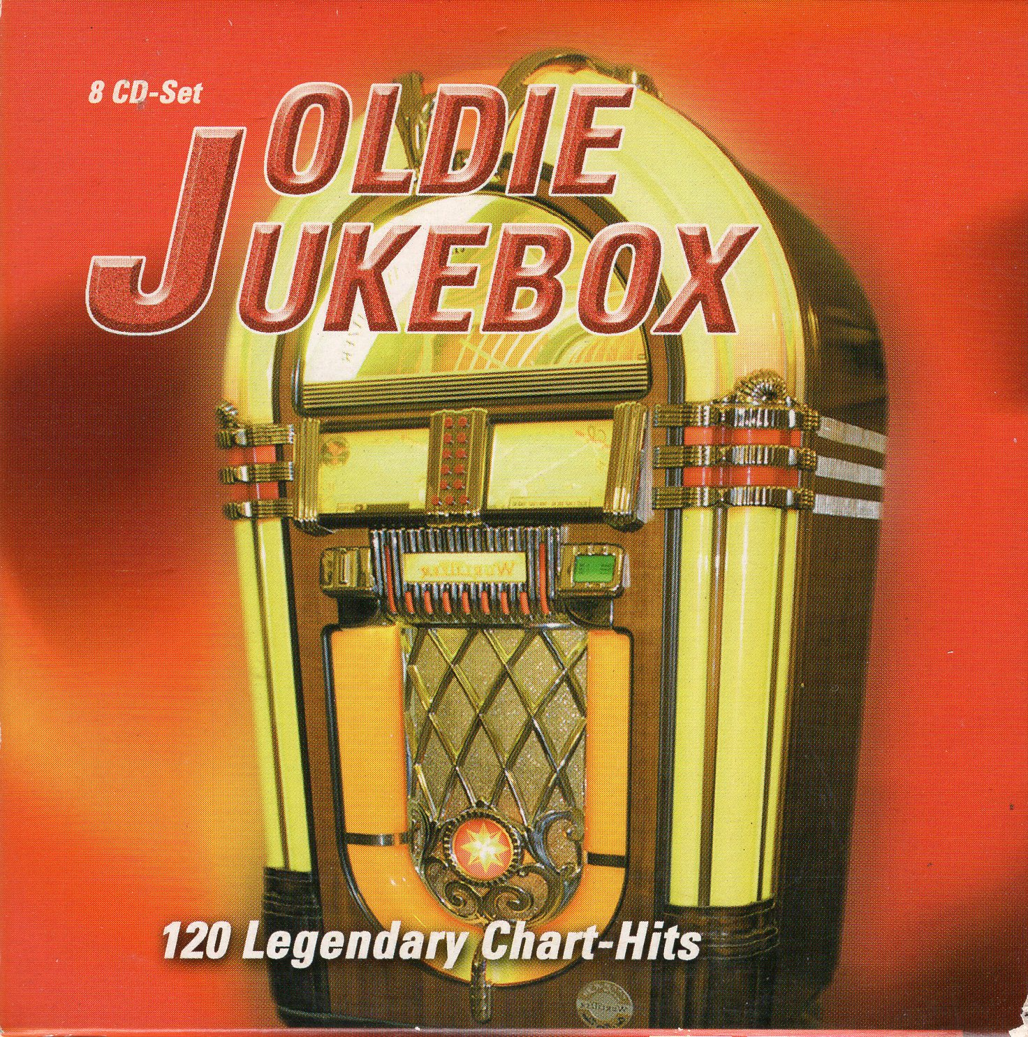 """Oldie Jukebox 120 Legendary Chart-Hits"""
