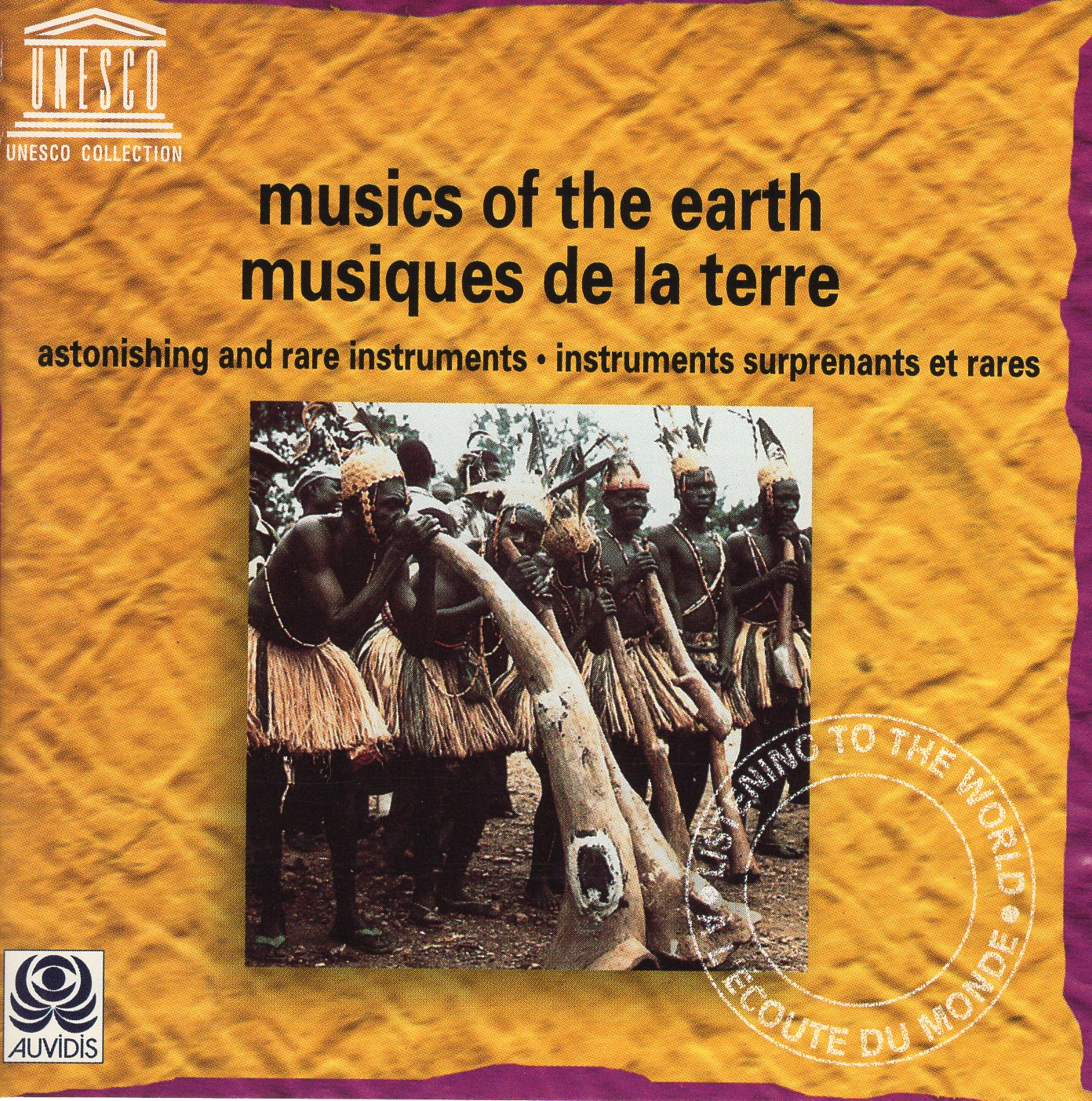 """Musics of the Earth"""