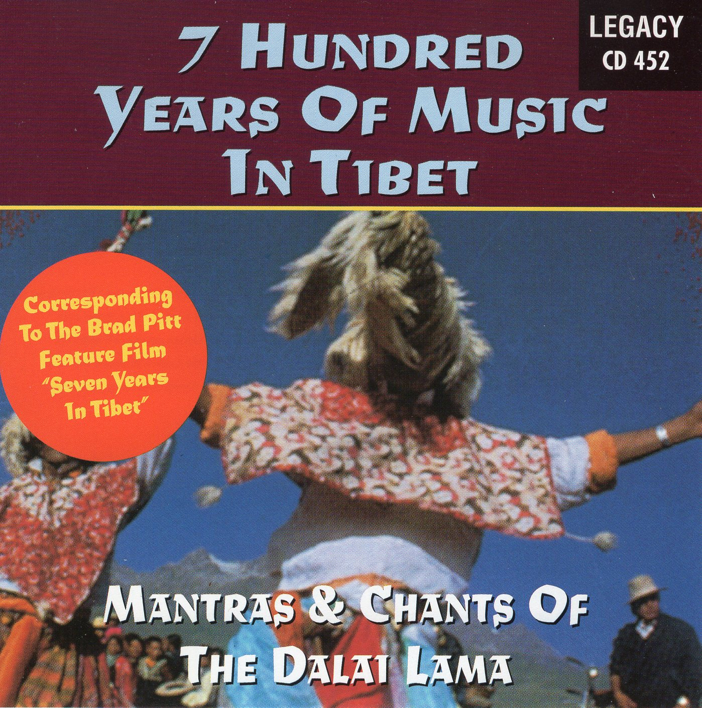 """7 Hundred Years of Music in Tibet"""