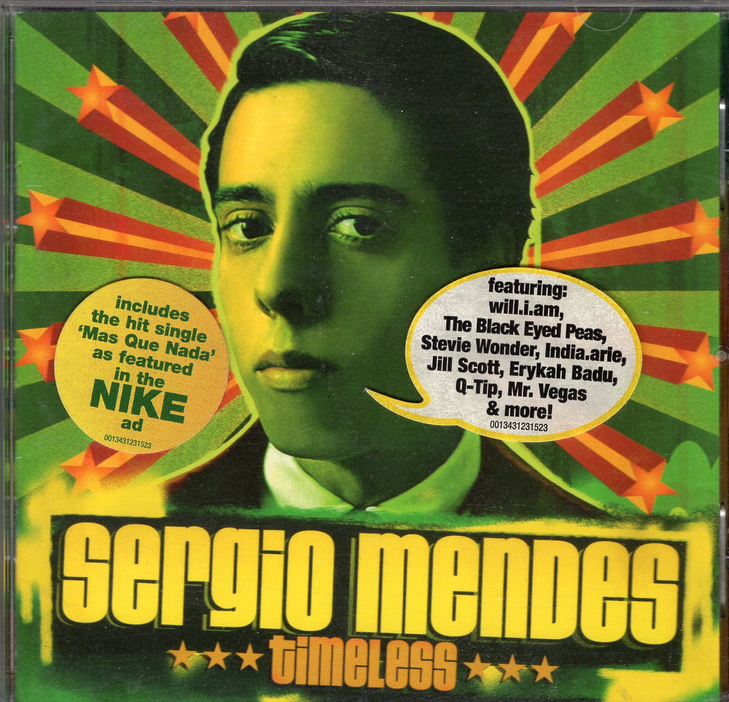 """Timeless"" Sergio Mendes"