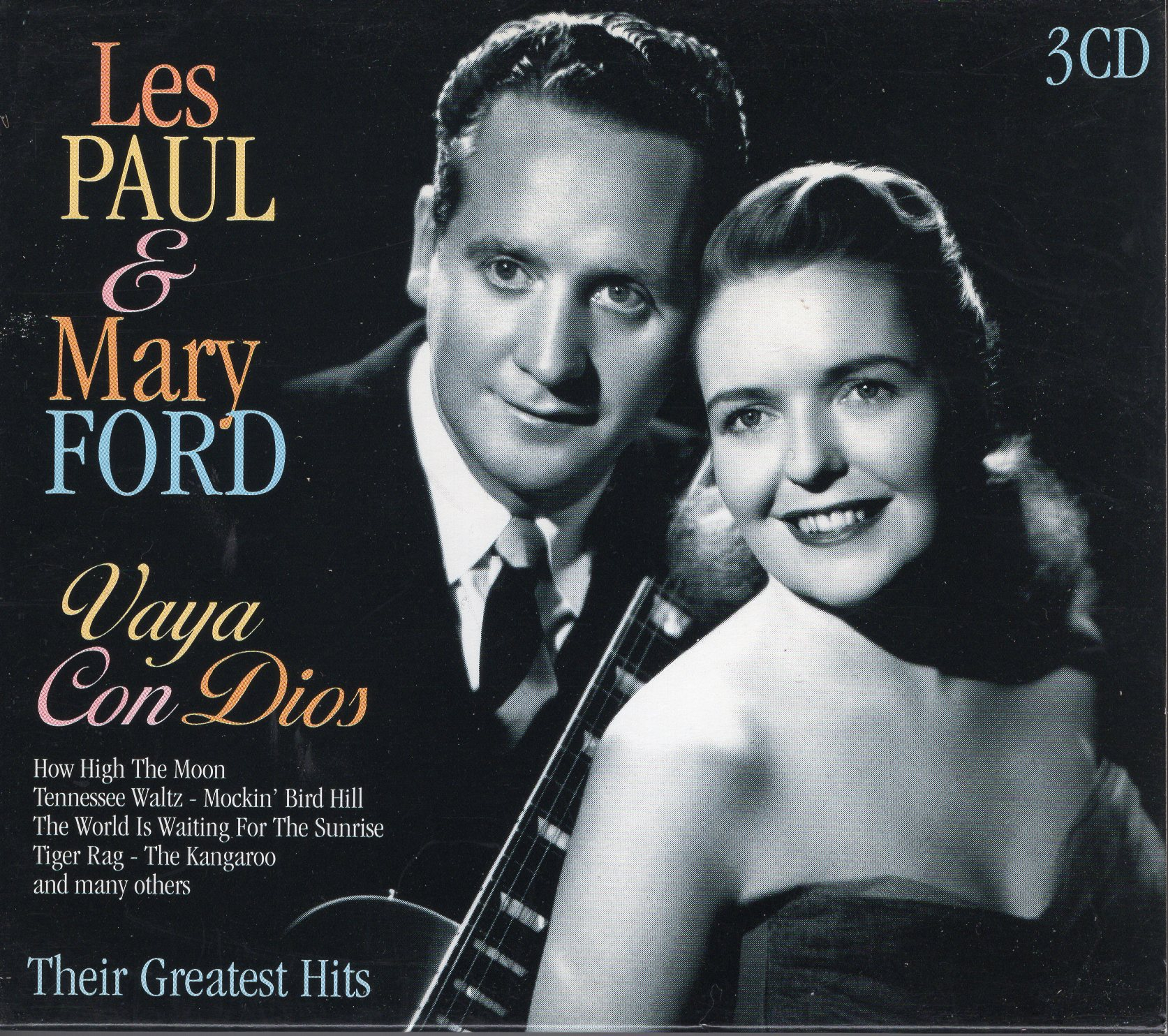 """Vaya Con Dios"" Les Paul & Mary Ford"