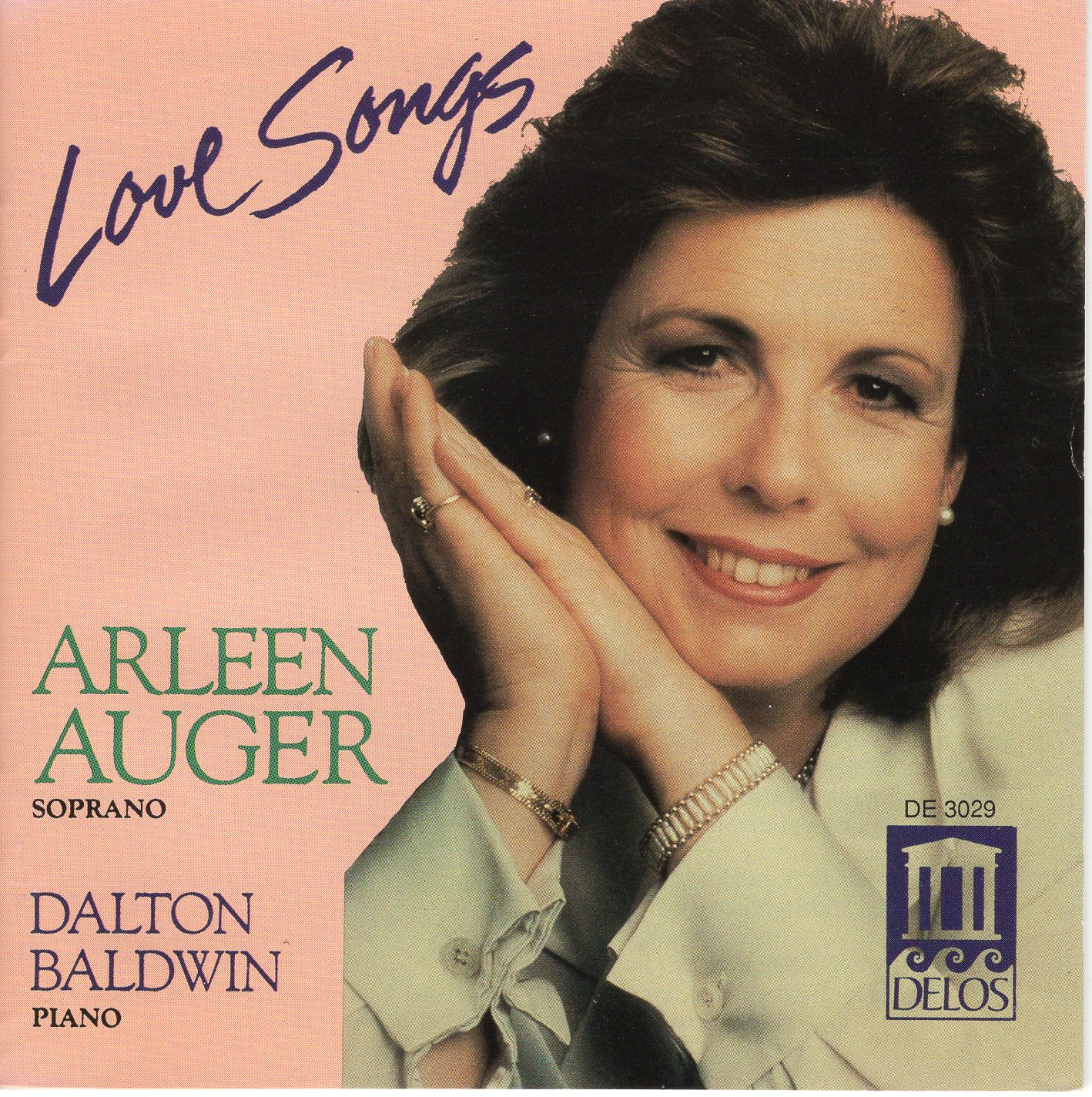"""Love Songs"" Arleen Auger"
