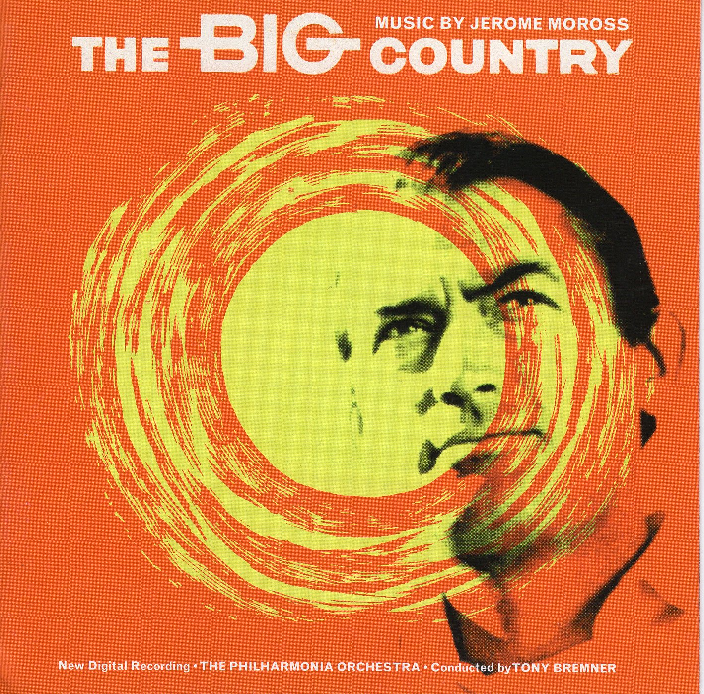 """The Big Country"" Jerome Moross"
