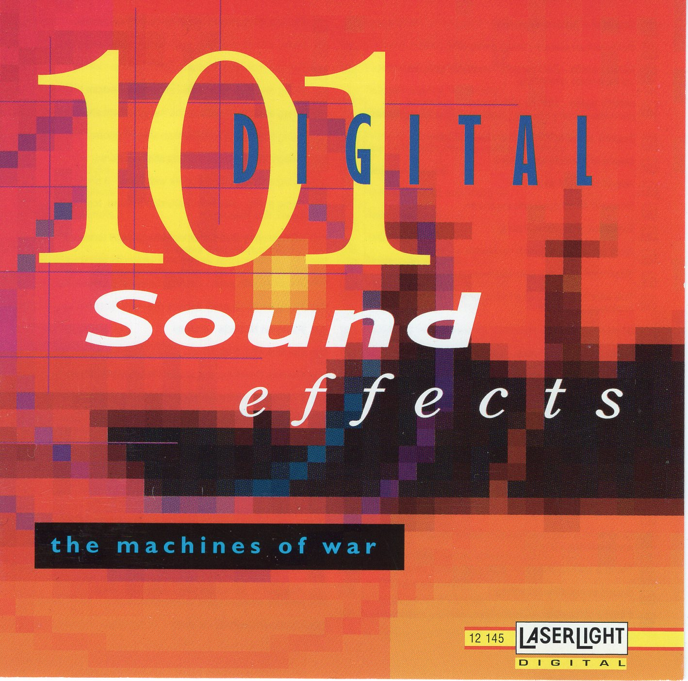 """101 Digital Sound Effects-The Machines of War"""
